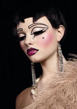 Halloween Makeup Inspiration From Runway