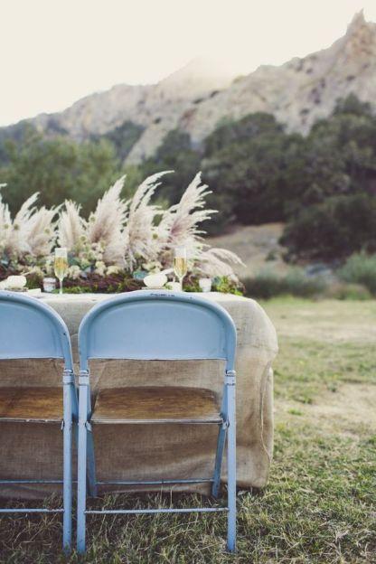 Pampas Grass Decor