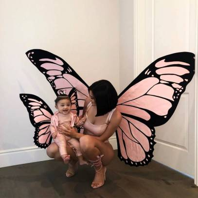 butterfly college halloween costume