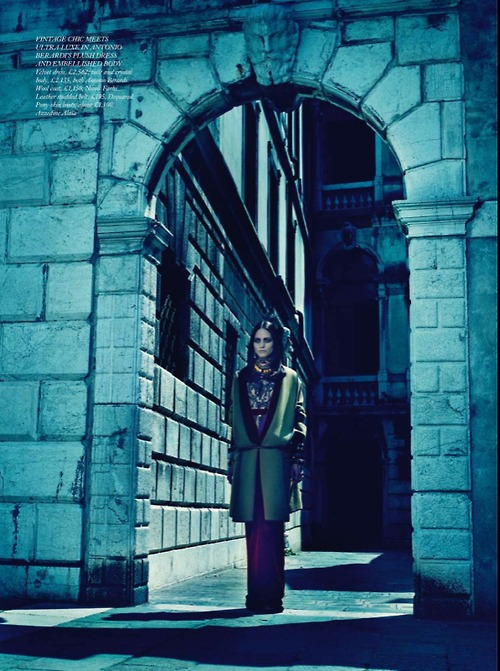 Harpers Bazaar UK, September 2010