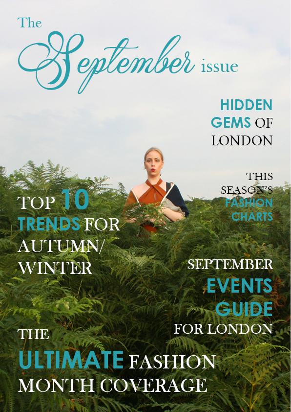 The September issue edited