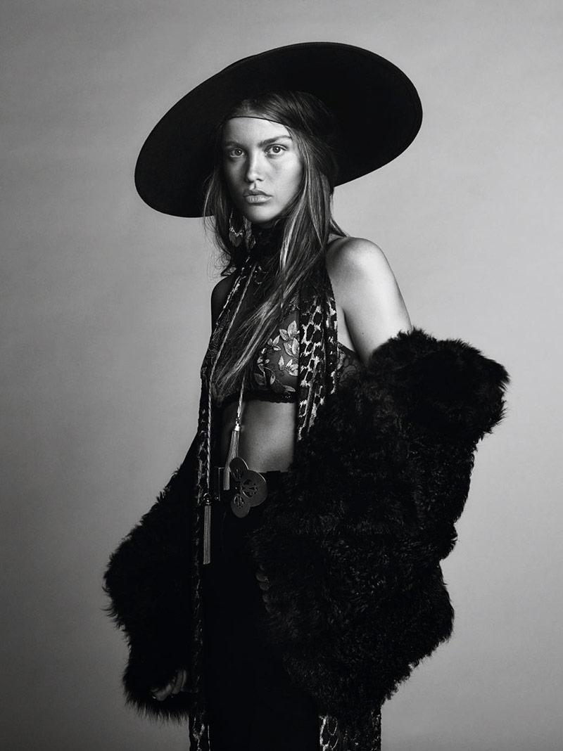 Photo Luna Bijl for Vogue Paris October 2019