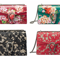 4 ways Gucci cruise 2016 bags offer versatility