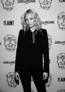 LOS ANGELES, CA - OCTOBER 27: Pom Klementieff attend the Zadig & Voltaire and Flaunt Celebration of The FW16 Collection and The Oh La La Land Issue: Ouest Coast at Zadig & Voltaire on October 27, 2016 in Los Angeles, California. (Photo by Jesse Grant/Getty Images for Flaunt Magazine)