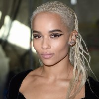 Zoe Kravitz Posted The Best Beauty Instagram Video Yesterday