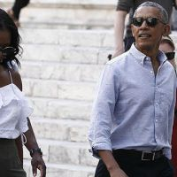 Stylish Girls: Michelle Obama Vacations In Southern Italy With Style