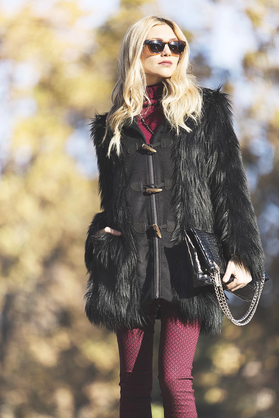 thefashionscreen.com Fur Outfit
