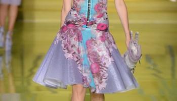 Atelier Versace Spring Summer 2014 The Fashion Supernova