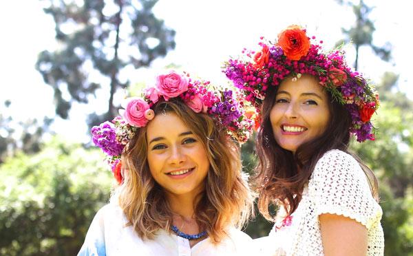 Flower Crown Festival Inspiration The Fashion Supernova