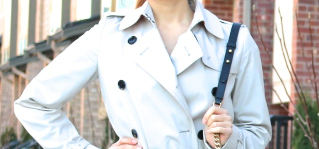 Seattle, Fashion to Follow, Burberry Trench Coat, Gucci Glasses, Chanel Boy Bag