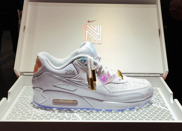 Nordstrom x Nike Air Max 90 Seattle Release Review