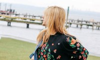 Amanda Fashion to Follow Seattle style blogger in Zara embroidered top sold out