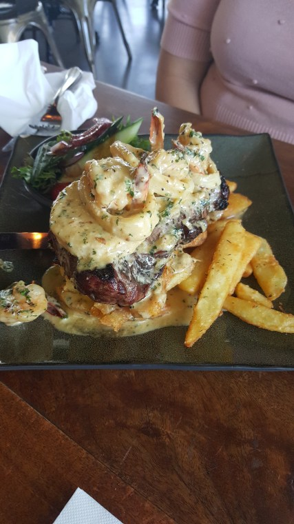 Surf and Turf $35.0