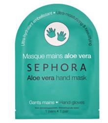 sephora aloe vera hand mask