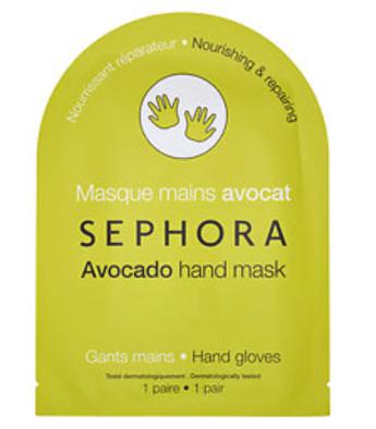 sephora avocado hand mask