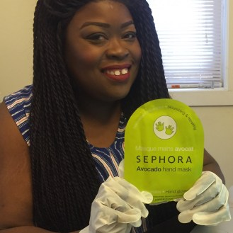 Sephora Hand Mask Review 3