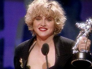 Madonna MTV VMA MOONMAN