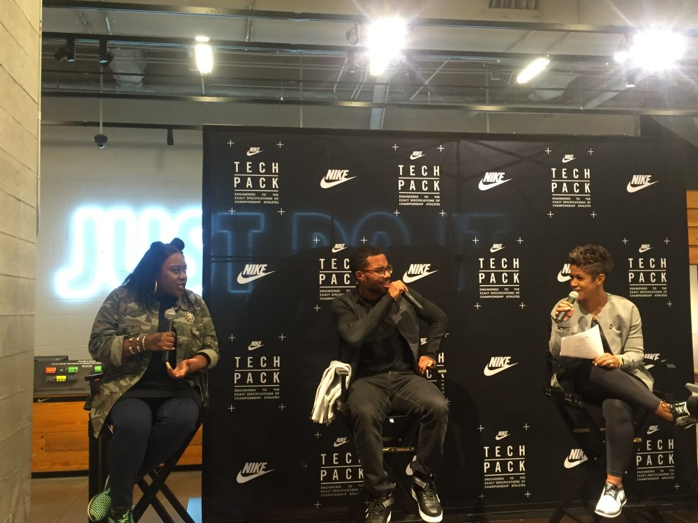 Nike Chicago Tech Pack Studio Event 11