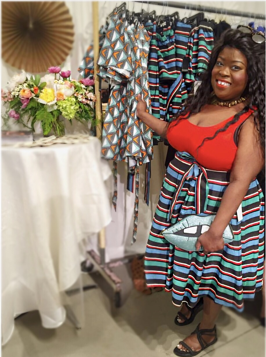 plus size event