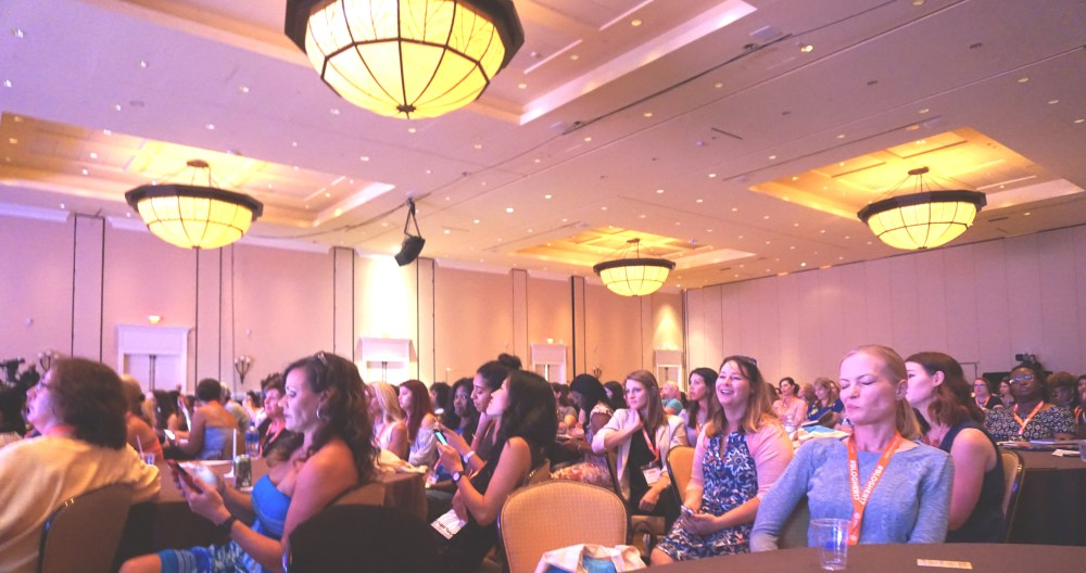 blogher day 1 .