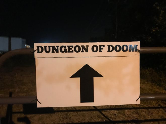 Dungeon of Doom ......