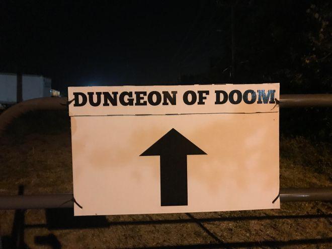 Dungeon of Doom ......