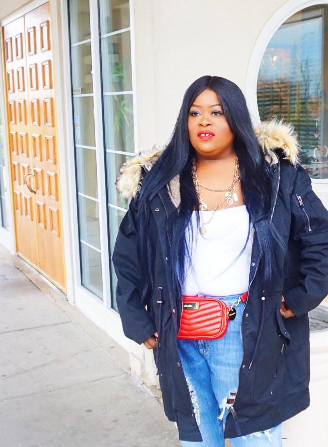 plus size coat, asos, plus size parka, black plus size coat