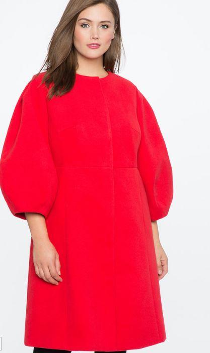 drama coat