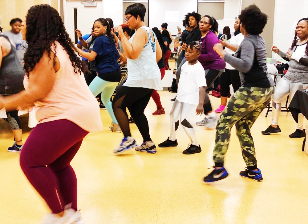 ZUMBA,PLUS SIZE WORK OUT, chasi jernigan, plus size fitness, plus size blogger, plus size gear