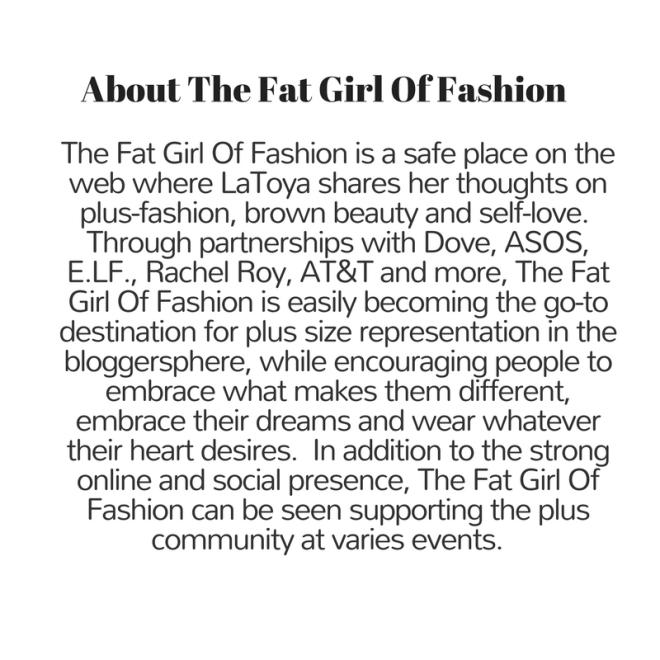 about me thefatgirloffashion.com