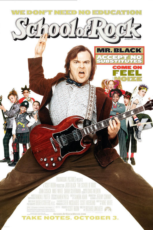 school of rock, man on wire, irongiant, highfidelity, groundhogday, kinkyboots, madmax, hairspray, Chicago Department of Cultural Affairs and Special Events, DCASE, Millennium Park, Chicago movie in the park, Jay Pritzker Pavilion, Summer Film Series