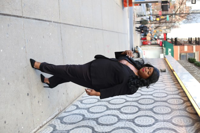 plus size fashion,feminine pantsuit, Universal Standard, plus size street fashion, Chicago blogger,Plus Size FemininePantsuit, New York Blogger, plus size blogger, fashion blogger, Gabi Fresh, Essie Golden, I am beauti curve,gorgeous in grey,hayet rida,i am fab ellis,garner style,lisa a la mode,jackie aina, And I Get Dressed,itsmekellieb, blogger of color, black beauty blogger,cece olisa,thecurvycon,gavyn taylor,brown beauty blogger, the fat girl of fashion,thefatgirloffashion.com, LaToya Wright, @thefatgirloffashion, @fatgirl_fashion,simply curvee, Natalie in the city, totally tot