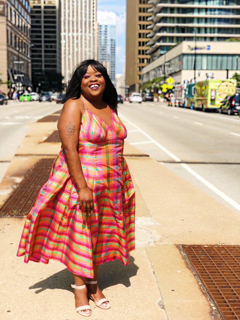 Target's 20 Years Of Design For All Collection, Plus size blogger, petite blogger, target, Chicago blogger