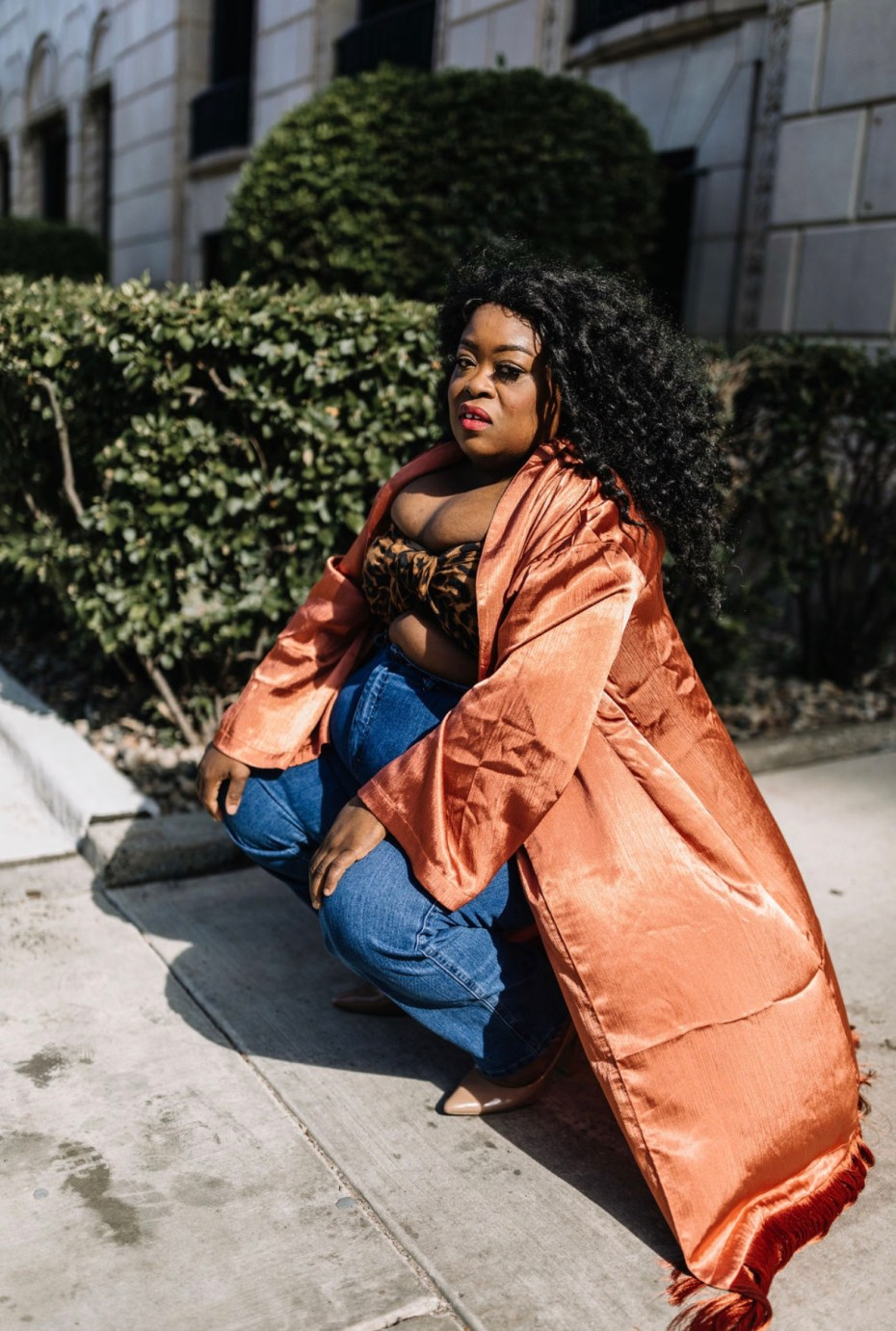 Fat In Plain Sight, plus size blogger