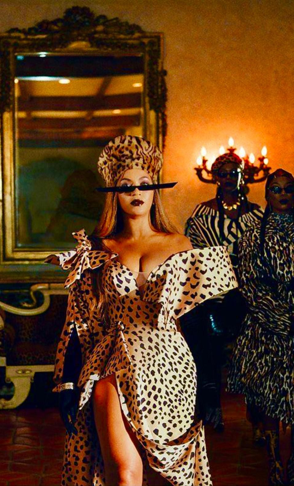 #BLACKISKING is but make it plus -leopard dress