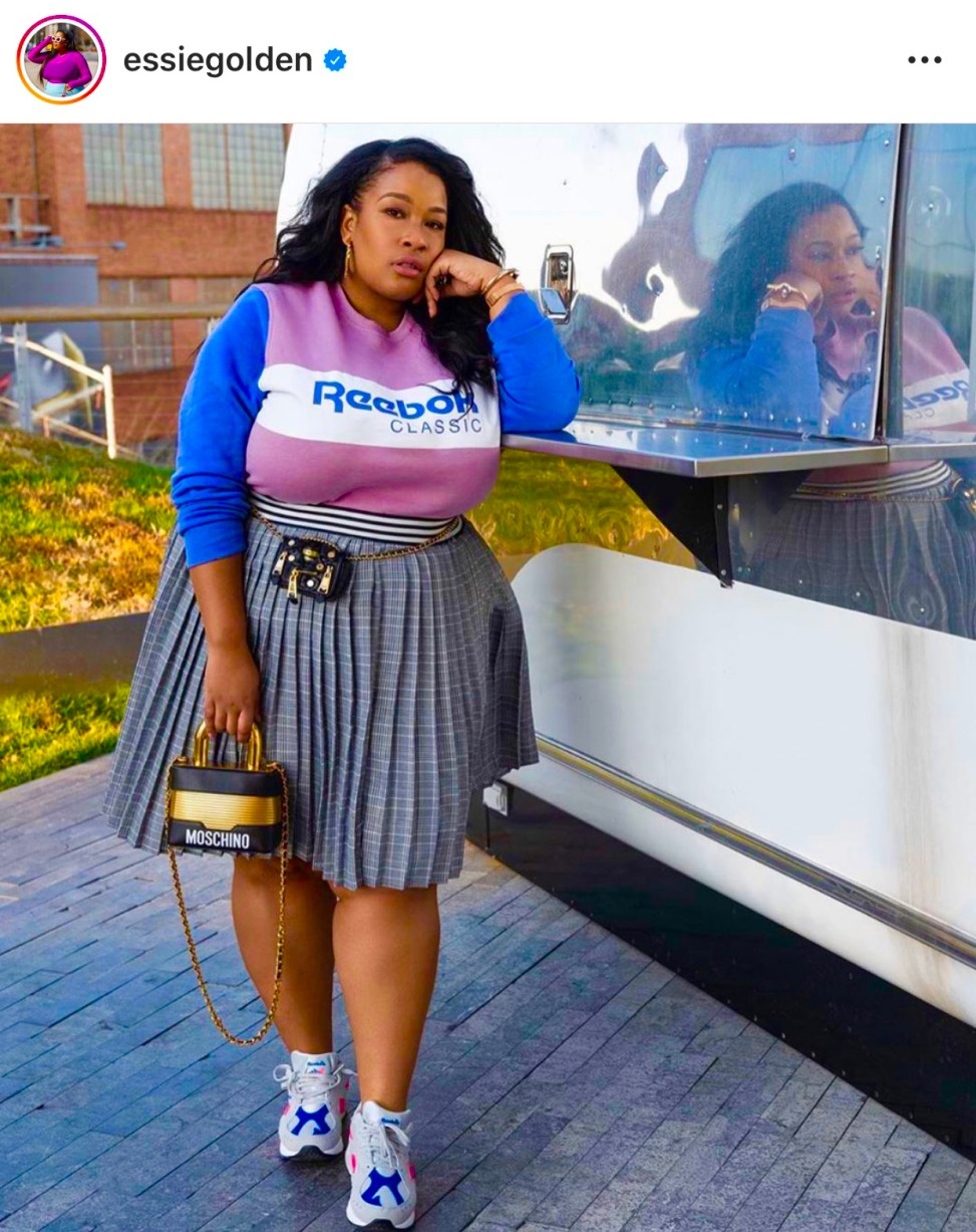 How To Plus-Size Streetwear: Dresses and Sneakers,