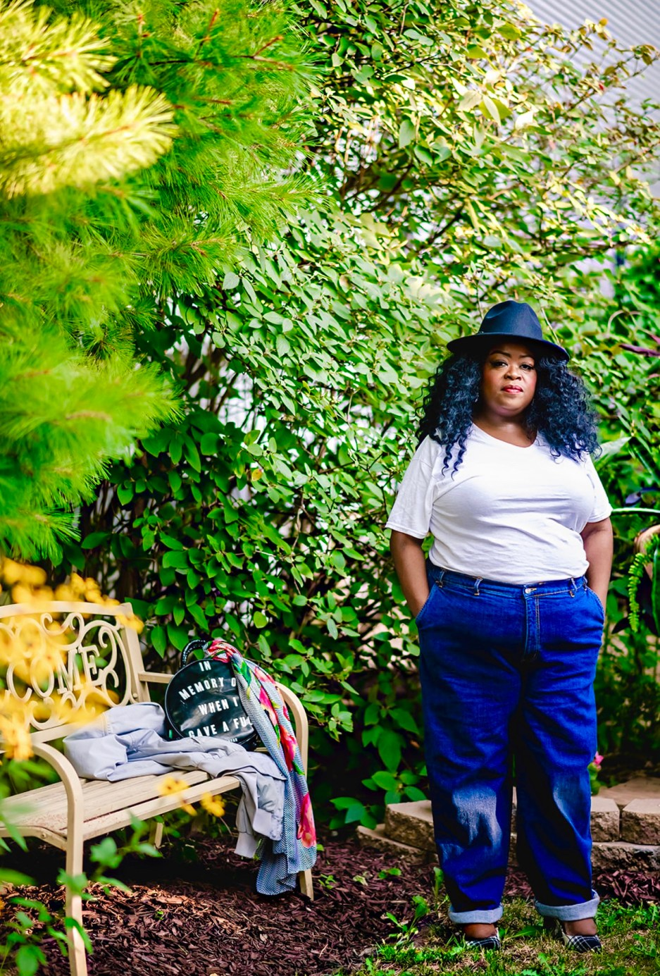 Thrifting While Plus-Size | Menswear, plus-size blogger