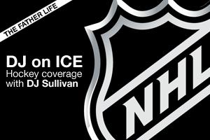 DJ on ICE: Hockey coverage with DJ Sullivan