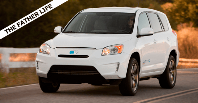 Toyota RAV4: Electric Again