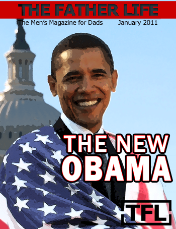 The New Obama by Ben Martin