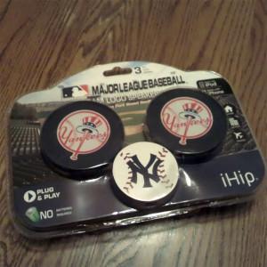 iHip New York Yankees MLB speakers