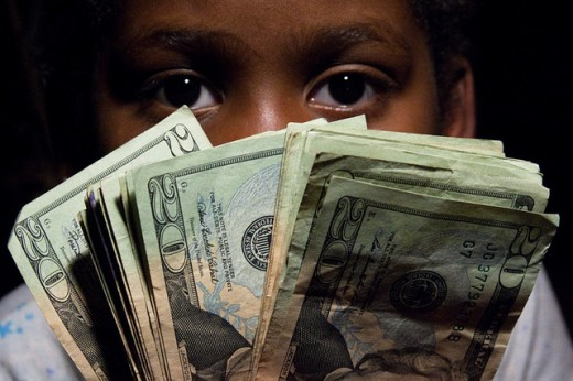 Helping teens financially means more than handing them money.