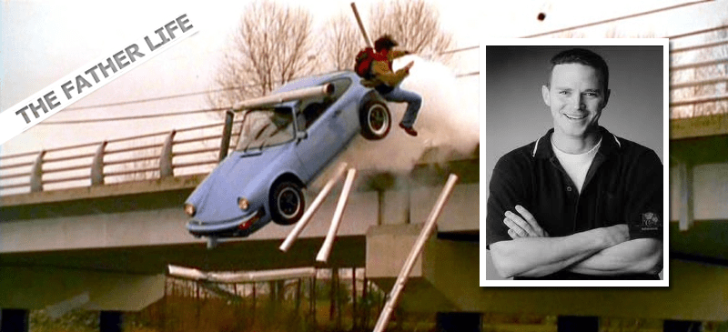 Interview with stuntman Steven McMichael