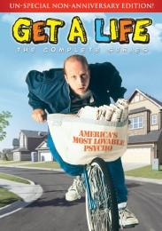 Get a Life - Complete DVD (cover)