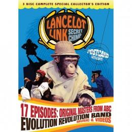 Lancelot Link - Complete DVD (cover)