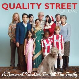 Nick Lowe - Quality Street (cover)