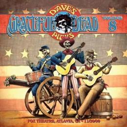 Grateful Dead - Dave's Pick Vol. 8 (cover)