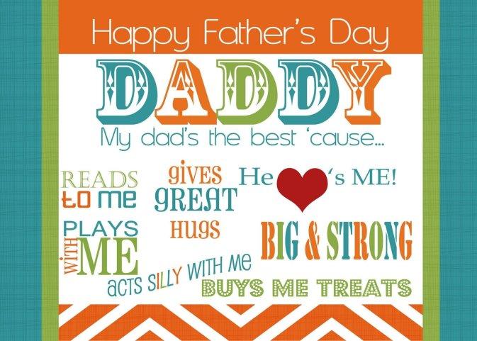 Happy Daddy Day