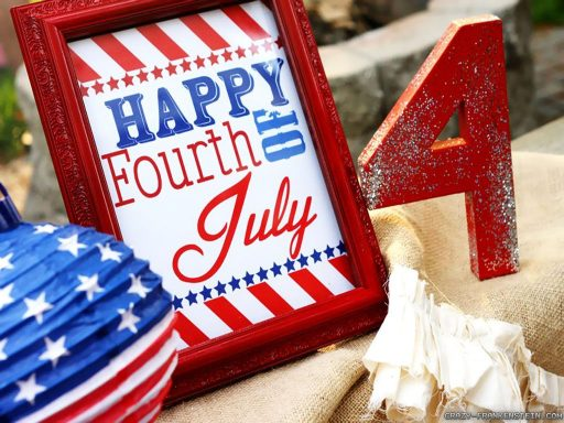 Happy Fourth of July Images