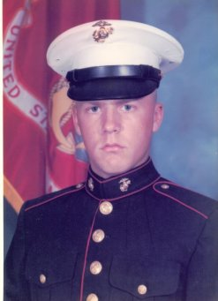When I graduated USMC boot camp, I weighed 138 lbs.
